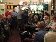 Folk Club night - Bar