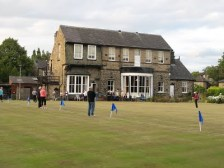 Our hosts - Nether Edge Bowling Club